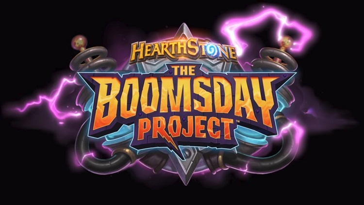 Biology Project HS Druid Boomsday Card