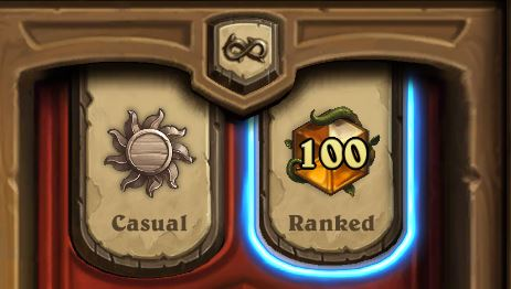 rank 100 wild Hearthstone rank