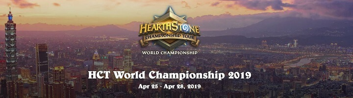 Hearthstone World Championship 2019 Schedule