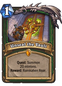 Unseal the Vault Hunter Legendary Card